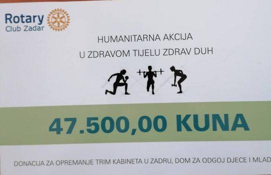 Donacija Rotary club Zadar